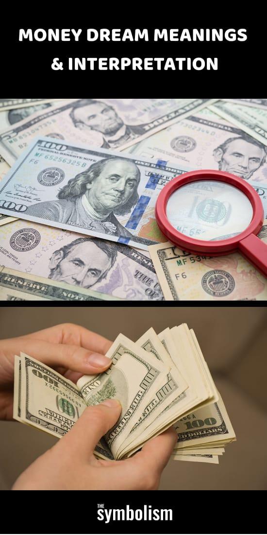 Money Dream Meanings & Interpretation