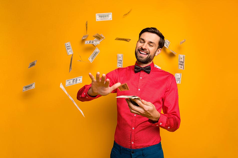 Spending Lottery Winnings