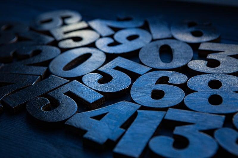 Numbers in Dreams