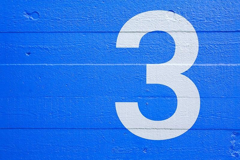 Number Three Dream Symbolism