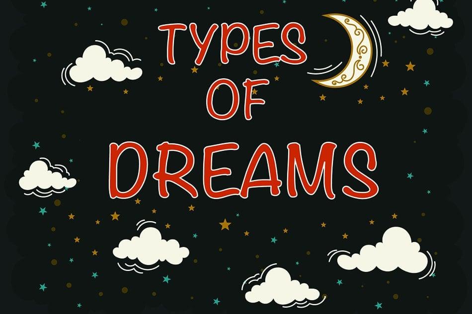 Types of Dreams