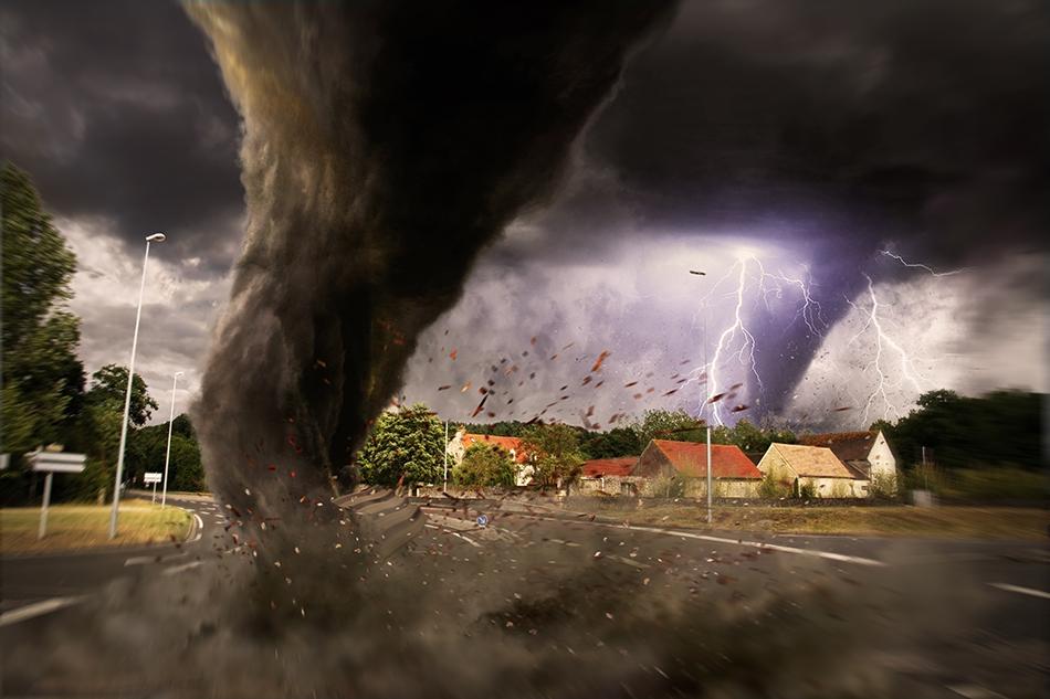 Seeing a Tornado