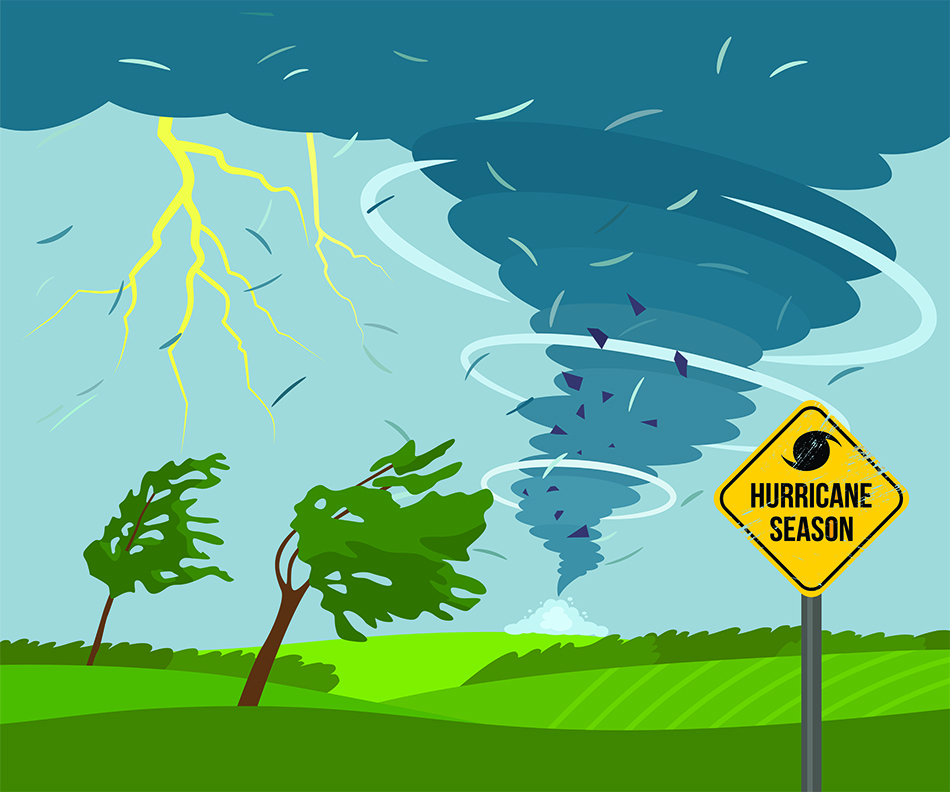 the Symbolism of Tornadoes
