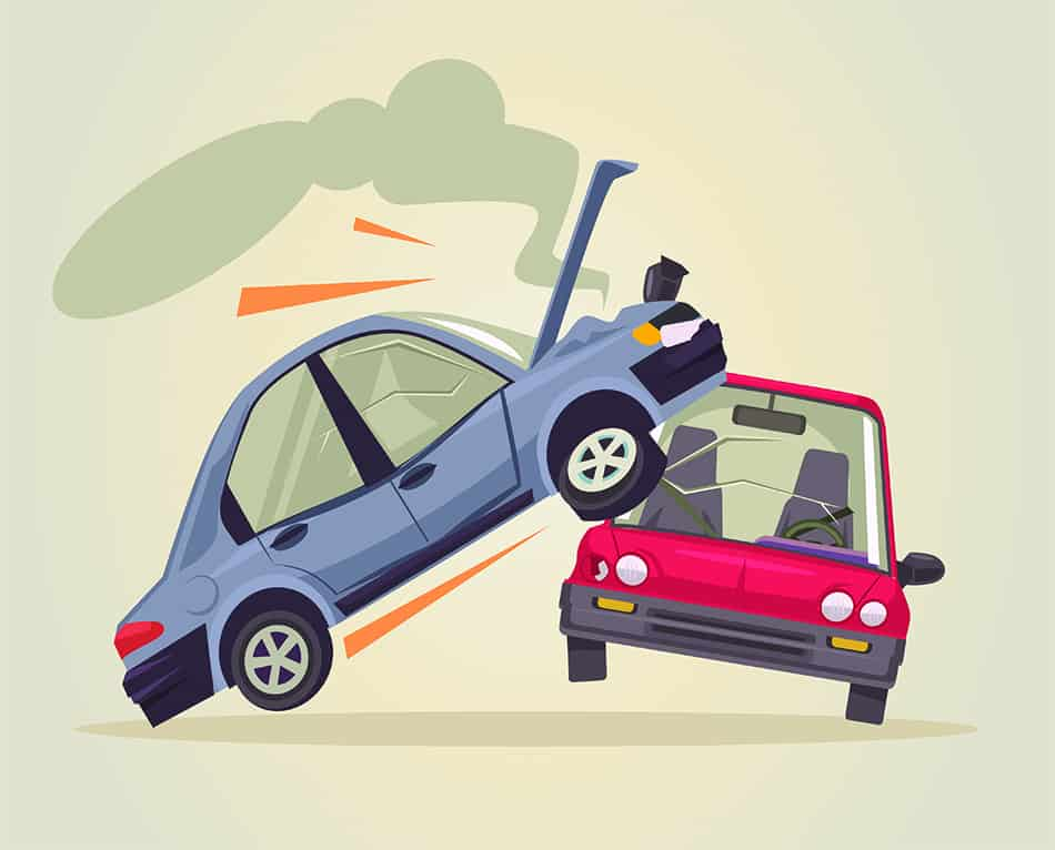 Car Accidents Symbolize