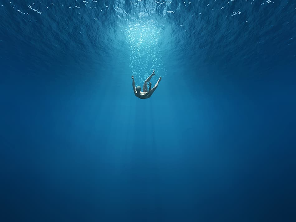 Yourself Drowning
