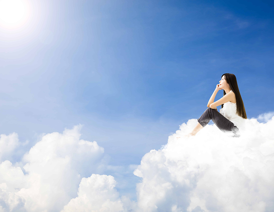 Yourself On The Clouds