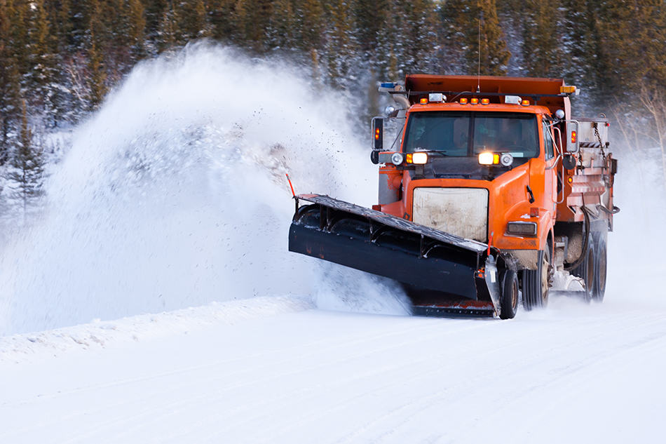 a snowplow