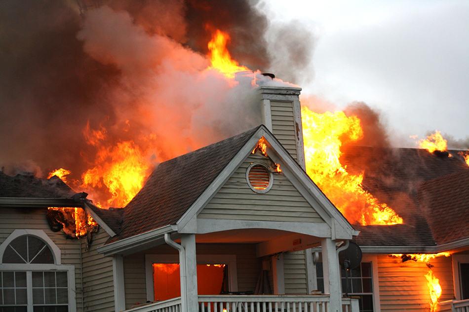 fires that destroy