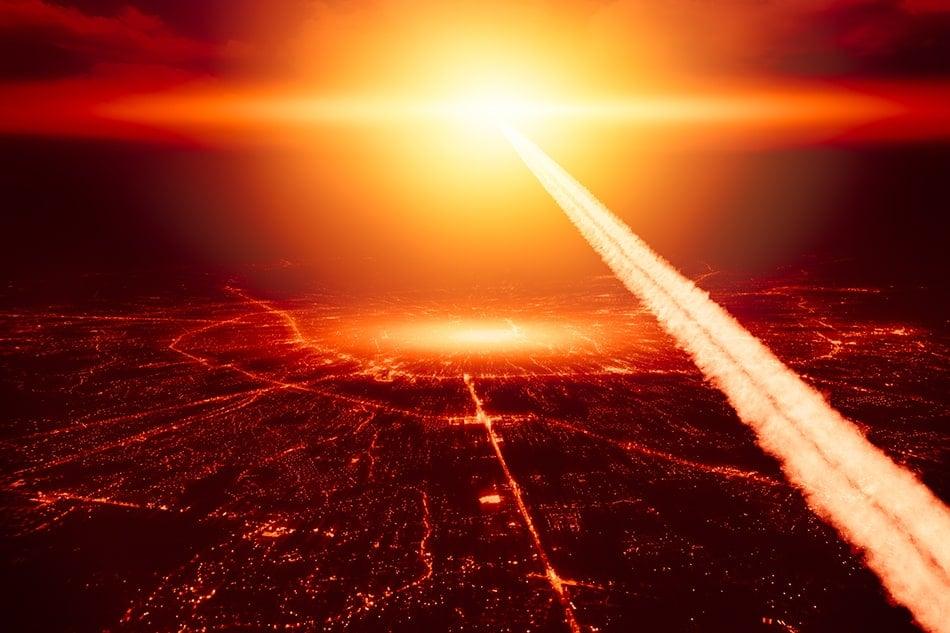 Dream of a nuclear apocalypse