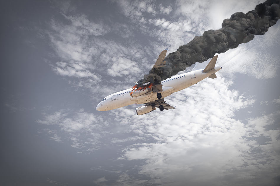 Dreams About Airplane Crashing