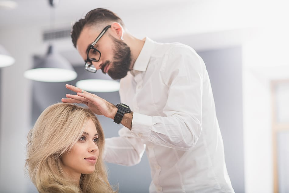 Seeing a Hairdresser in a Dream