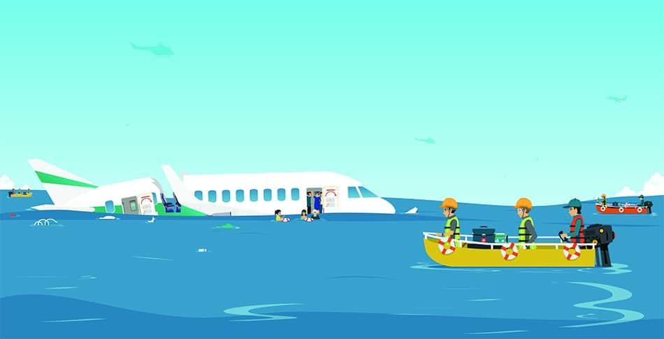 Dream About Surviving A Plane Crash