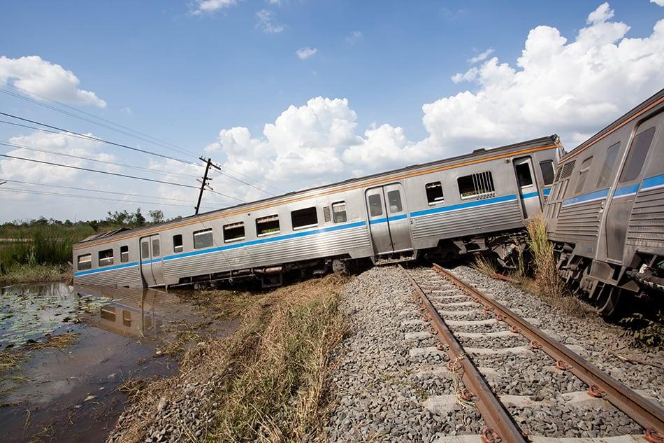 Dreams About Train Crash