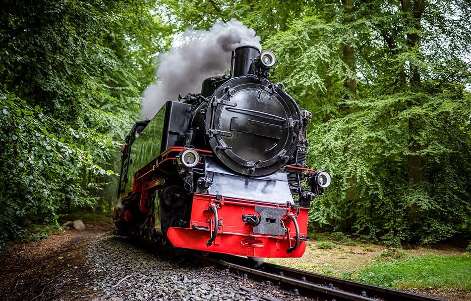 Dreams About Train Ride