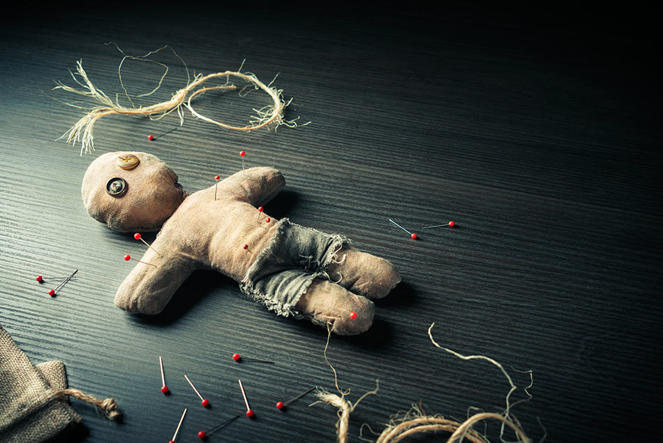 Dreaming about Voodoo Dolls