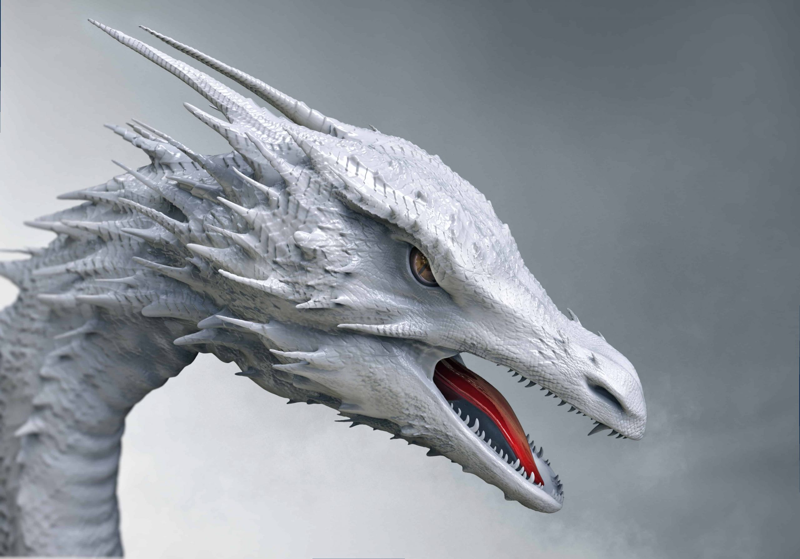 White dragon dream meaning