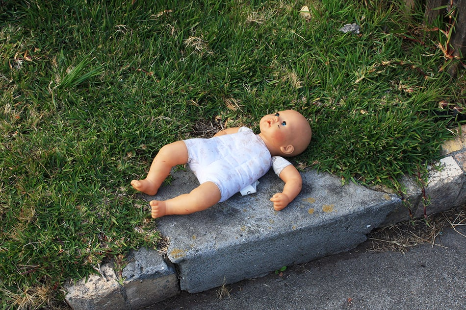 Dreaming about a Broken Doll