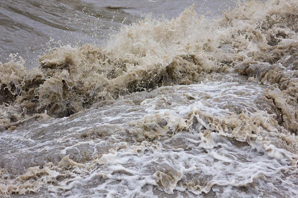 Dream of a flash flood