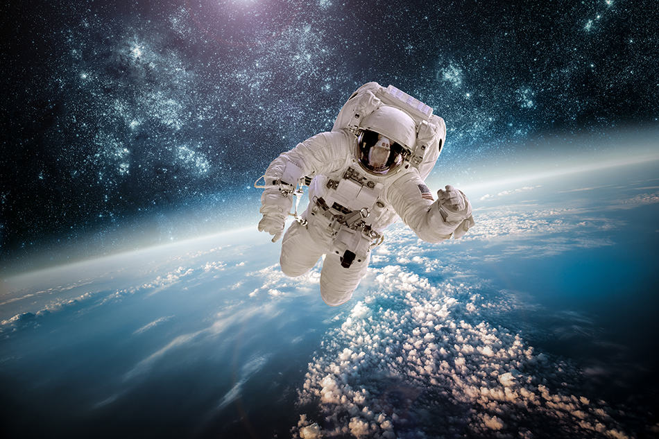 Dream about space travel
