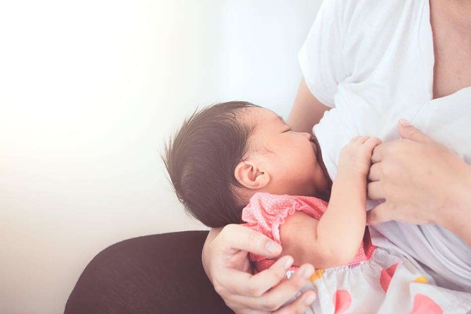 Dream of Breastfeeding a Baby Girl or Boy