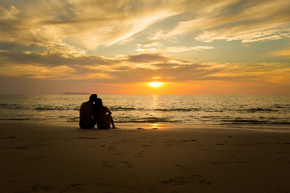 Dream About Watching a Sunset on the Beach