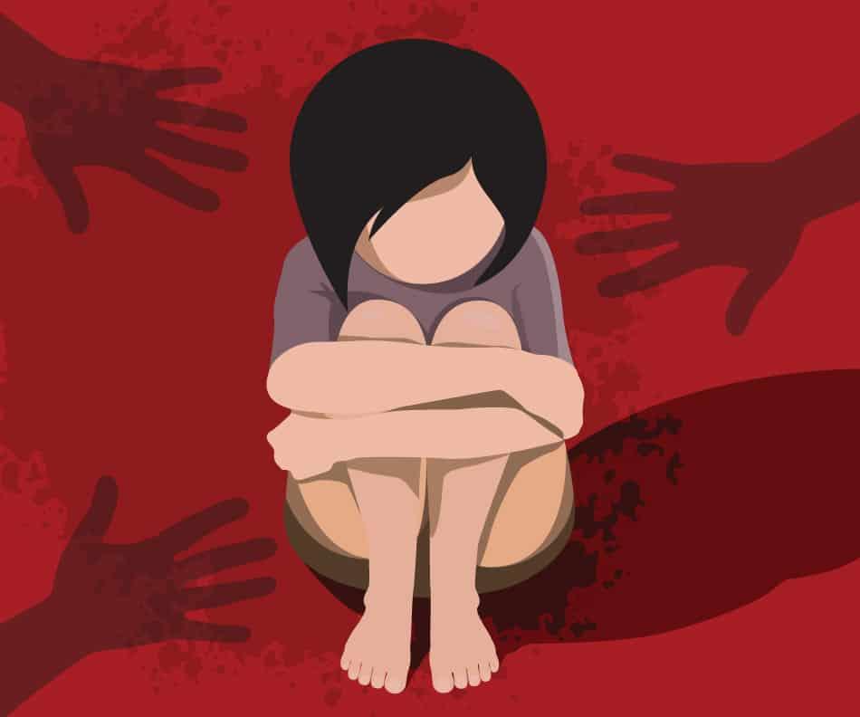Dream of being a rape victim