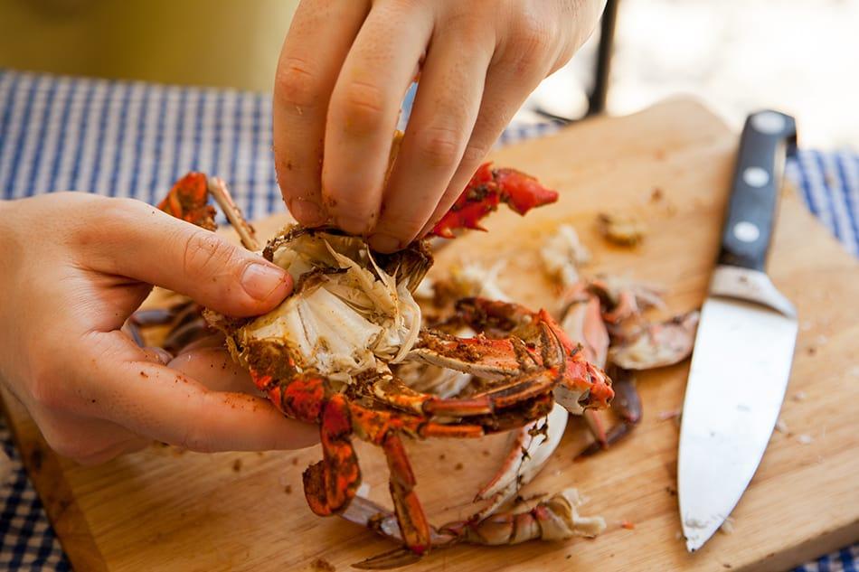Dream Of Eating Crab