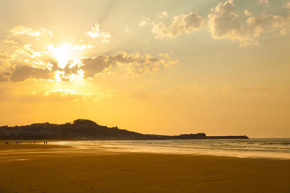 Dream About Golden Sunset