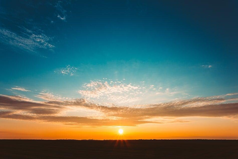Sunset Dream Meaning & Symbolism