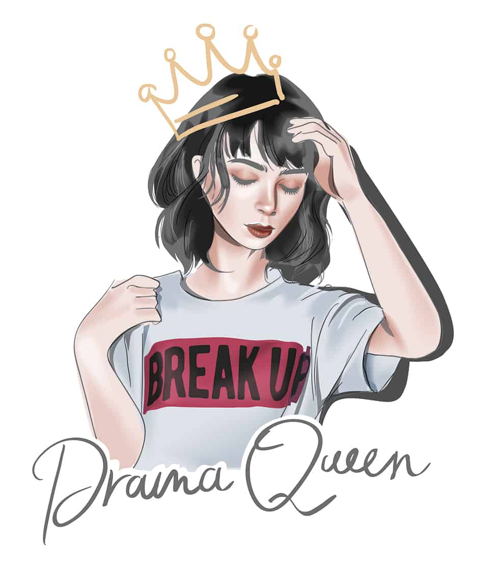Dream that you are a queen