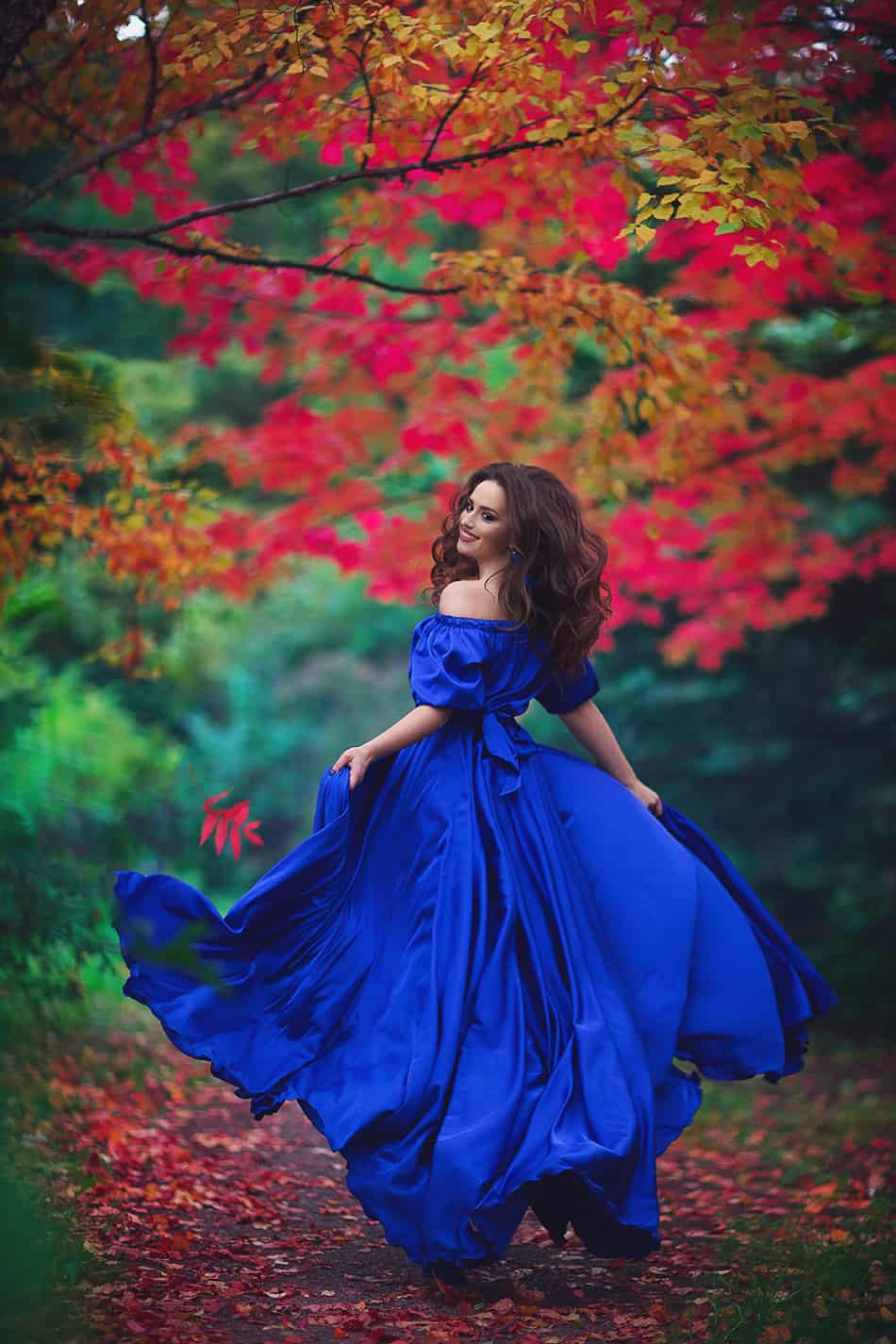 Blue Dress Dream Meaning