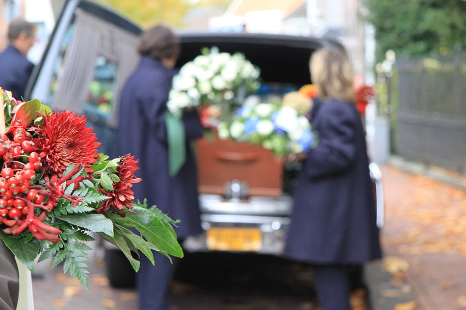 Dream About a Funeral Procession