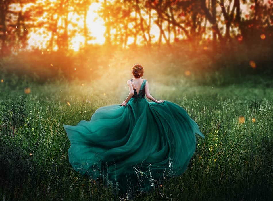 Green Dress Dream Meaning