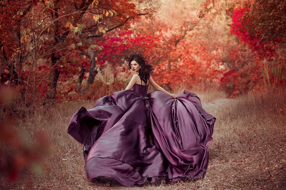 Purple Dress Dream Meaning