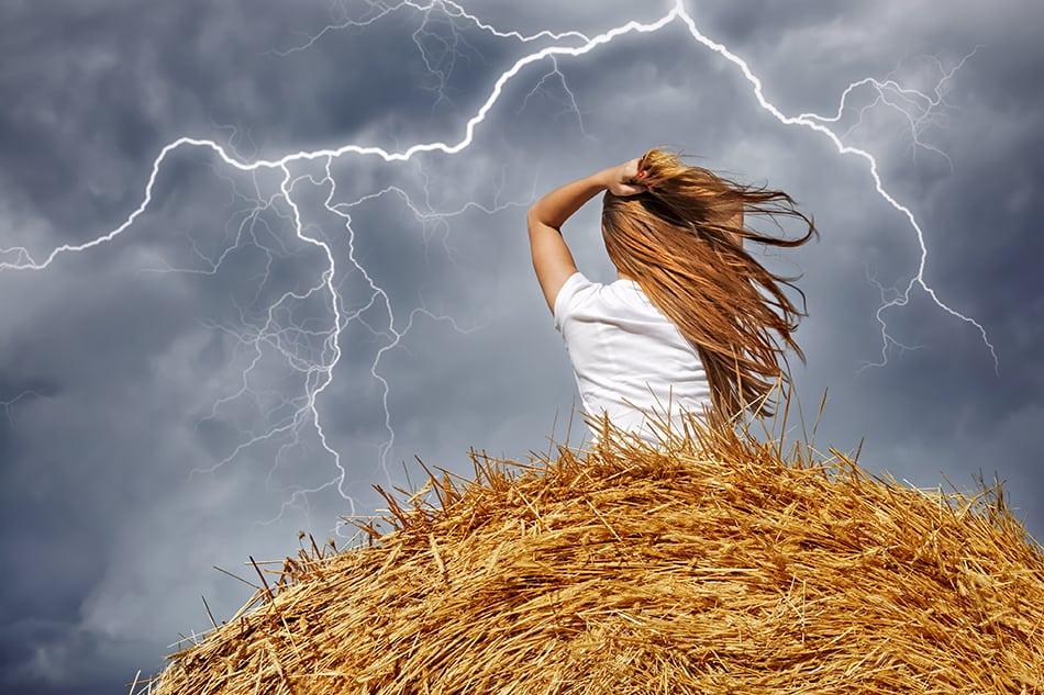 Seeing a Lightning