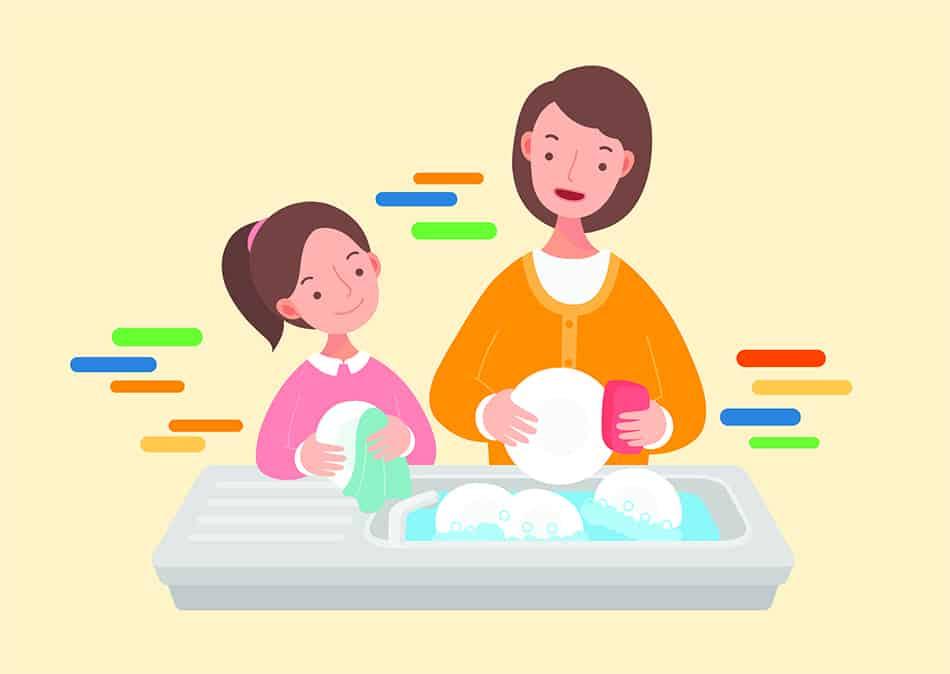 Washing Dishes Dream Symbolism