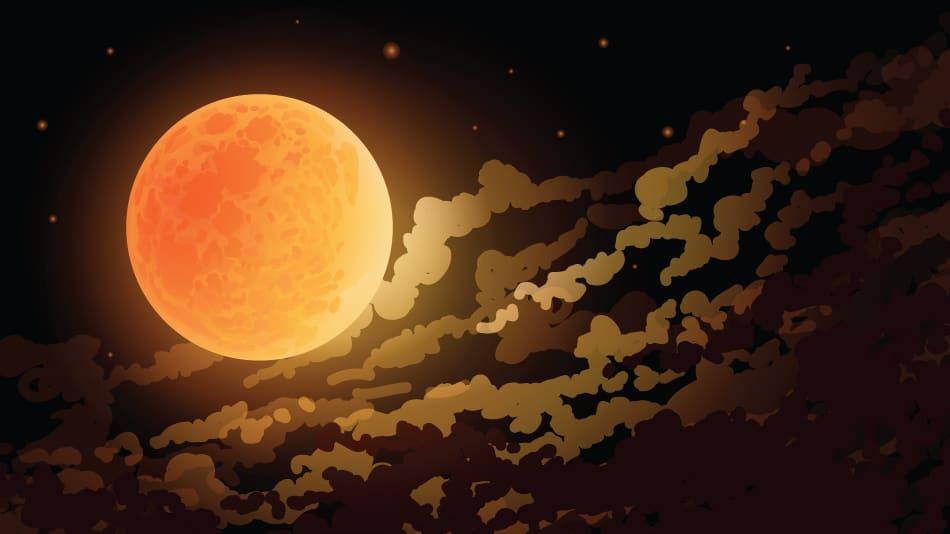 Blood Moon Symbolism