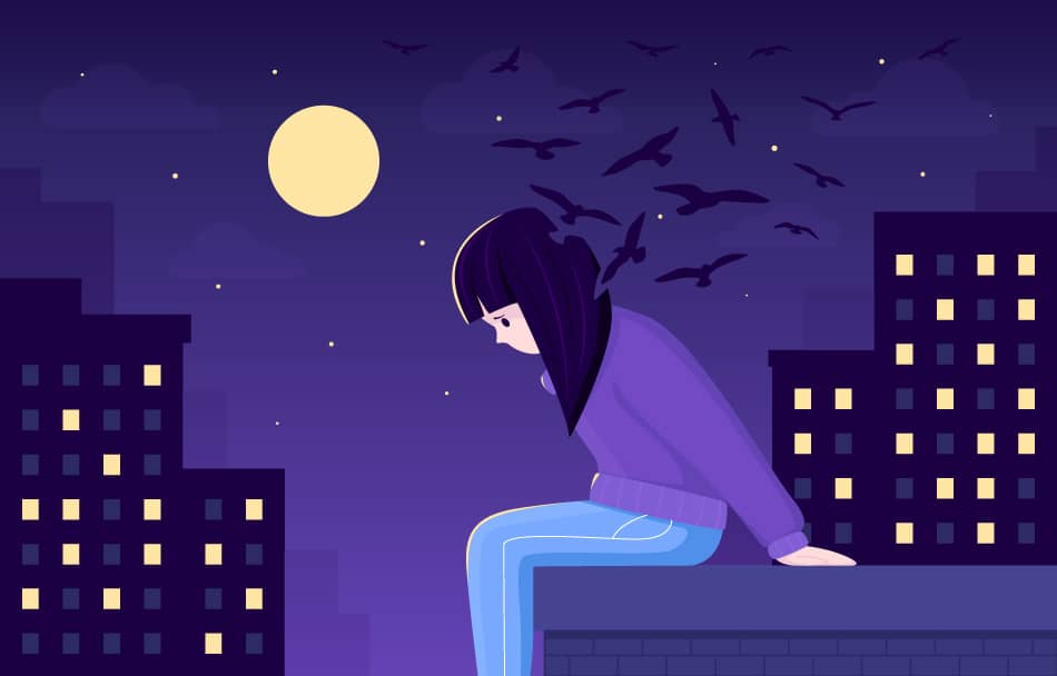Suicide Dream Meaning & Symbolism