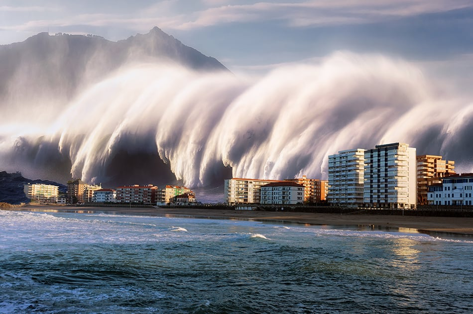 Is dreaming about a tsunami prophetic?