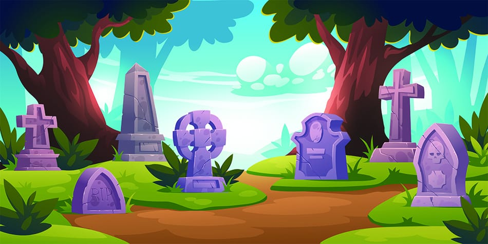 Cemetery Dream Symbolism