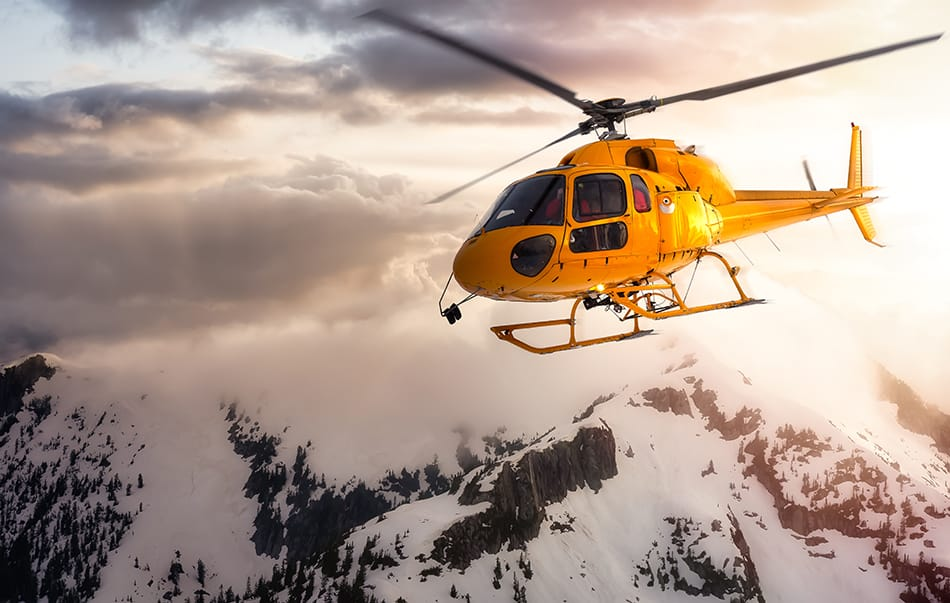 What Does It Mean to Dream of a Helicopter?