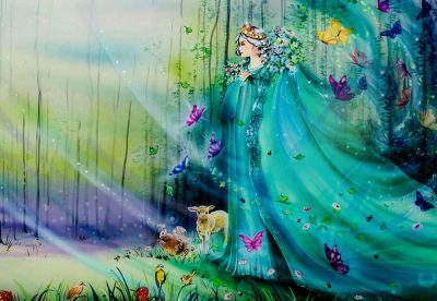 Dreaming of a Fairy - Meaning and Symbolism