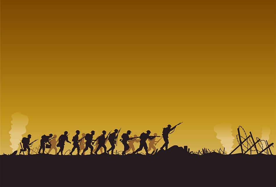 War Dream Symbolism