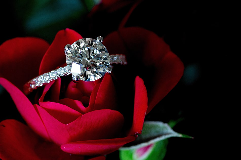 Dream of a diamond ring