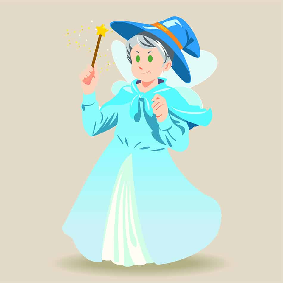 a fairy godmother