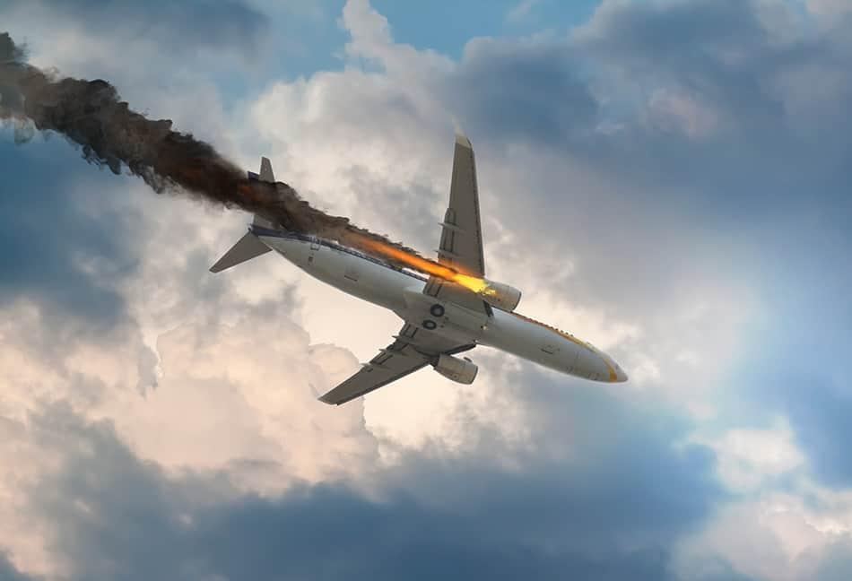Dream of a plane crash