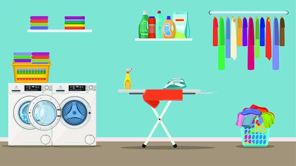 Laundry Dream Symbolism