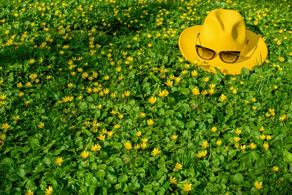 Yellow hat dream meaning