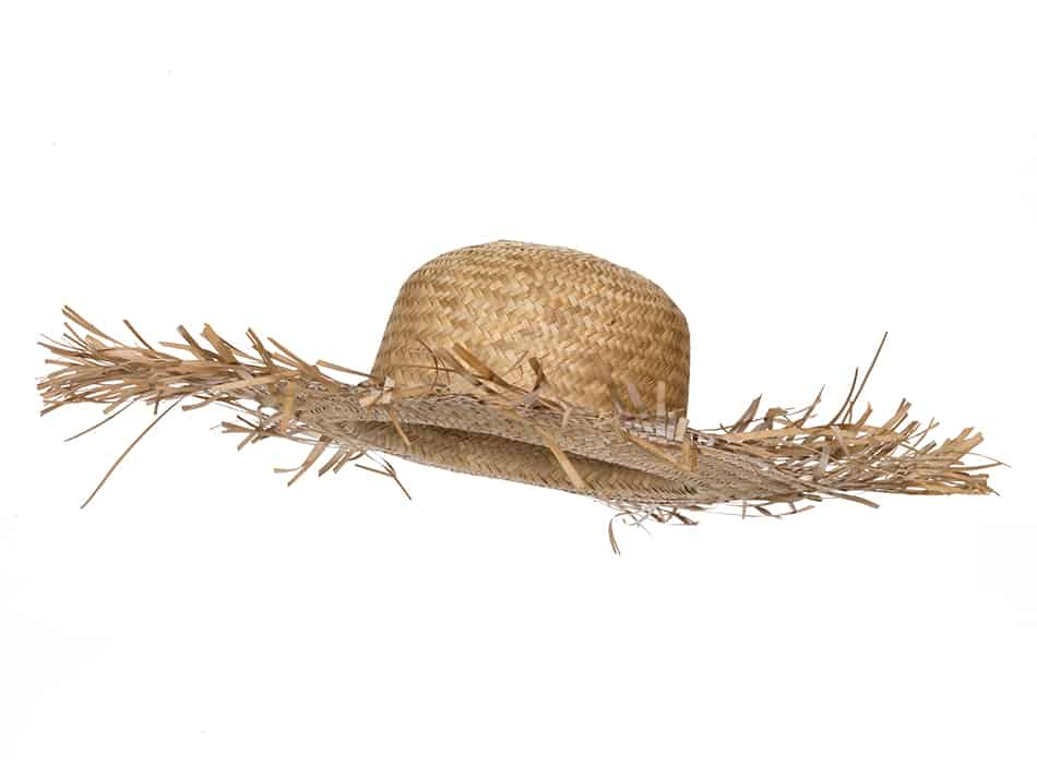 Dream of a straw hat