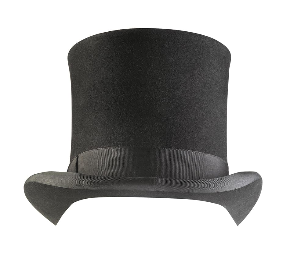 Dream of a top hat